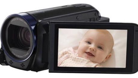 Videokamera Canon LEGRIA HF R706 černá