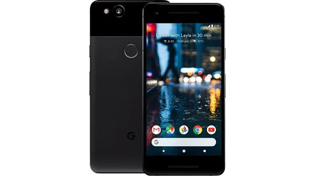 Google Pixel 2 - 64gb, černý - GPX1050b1b