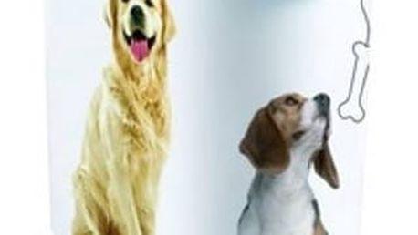 Box na krmivo Curver kontejner na 20 kg suchého krmiva pro psy + Doprava zdarma