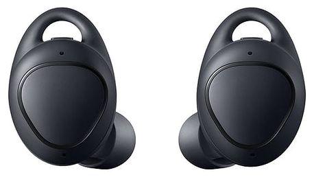 Sluchátka Samsung Gear IconX 2018 (SM-R140NZKAXEZ) černý + DOPRAVA ZDARMA