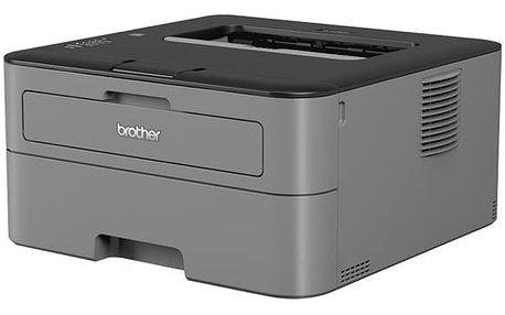 Tiskárna laserová Brother HL-L2300D (HLL2300DYJ1) Software F-Secure SAFE 6 měsíců pro 3 zařízení v hodnotě 979 Kč