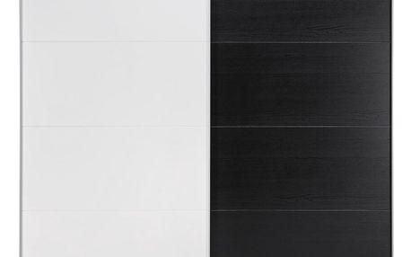 Skříň s posuvnými dveřmi chester, 225/210/65 cm