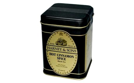 Sypaný čaj Hot Cinnamon Spice Harney & Sons 113 g