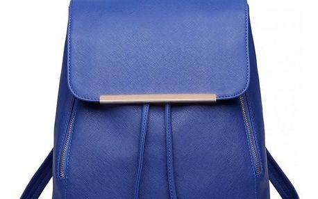 Dámský námořnicky modrý batoh Beate 1669