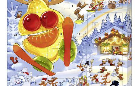 Storck Nimm2 adventní kalendář 300g