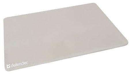 Defender Notebook Microfiber podložka pod myš, šedá - DEF061