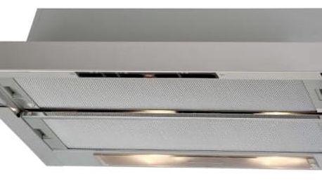 Odsavač par CATA TF 5060 Výsuvná 600 šedý + DOPRAVA ZDARMA