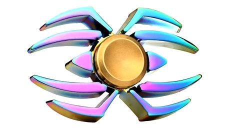 Fidget Spinner Eljet SPINEE Rainbow Spider