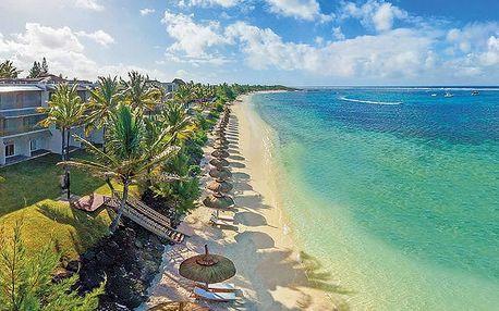 Hotel Solana Beach Resort, Mauricius, letecky, polopenze