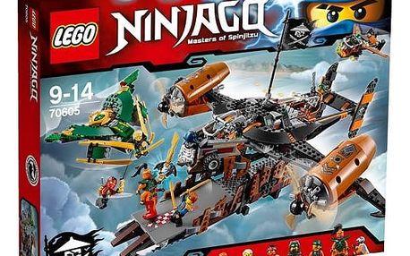 LEGO Ninjago 70605 Smolná tvrz