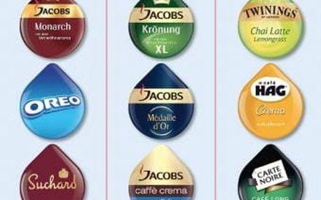 Tassimo mix kávových kapslí Exclusive 15 ks
