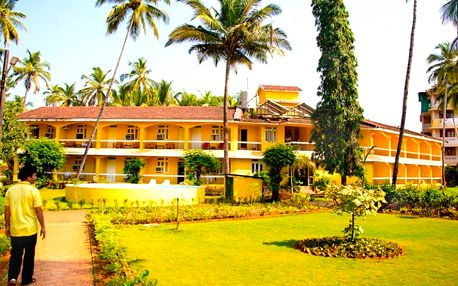 Indie, Goa, letecky na 9 dní plná penze