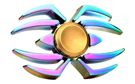 Eljet Fidget SPINEE Rainbow Spider