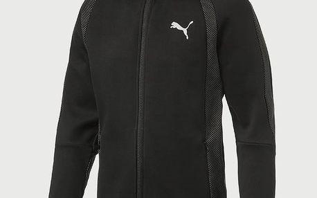 Bunda Puma Evostripe Ultimate Jacket Cotton Black