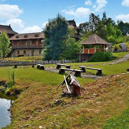 Romantický pobyt v originálním resortu Svět