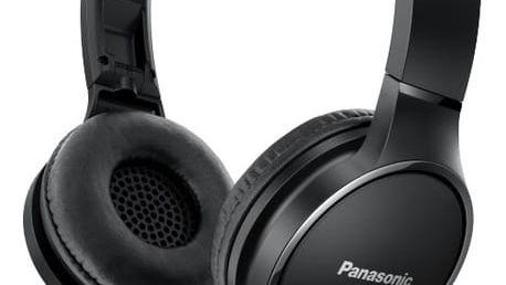 Panasonic RP-HF300E, černá - RP-HF300E-K