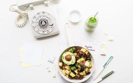 Individuální kurz: Jak být SÁM SOBĚ výživovým poradcem