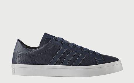 Boty adidas Originals COURTVANTAGE Modrá