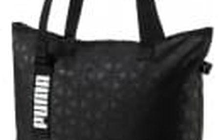 Dámská taška Puma Core Active Shopper Black   074732-01   Černá   NS