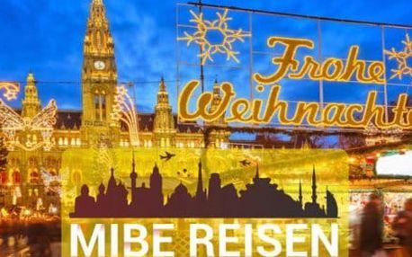 Adventní trhy ve Vídni a nákupy v Primarku