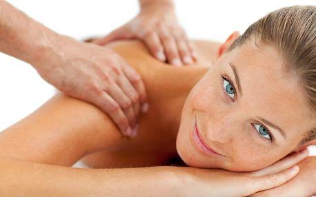 Smyslná intuitivní masáž pro ženy v délce 45 až 150 minut