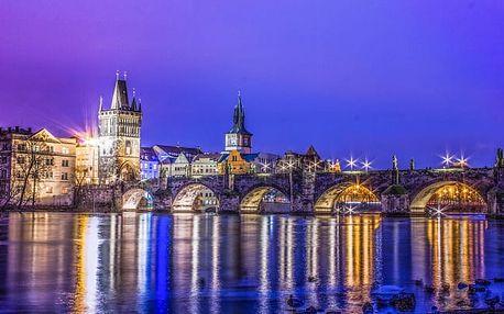 Praha pro dva se snídaní kousek od centra