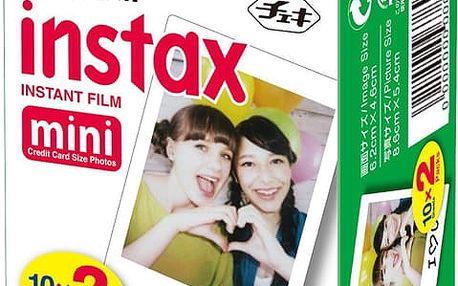 Fujifilm INSTAX mini FILM 20 fotografiÍ - 16386016