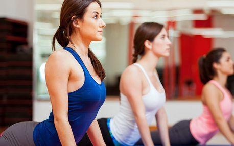 Protáhněte své tělo - 1 nebo 5 lekcí jógy