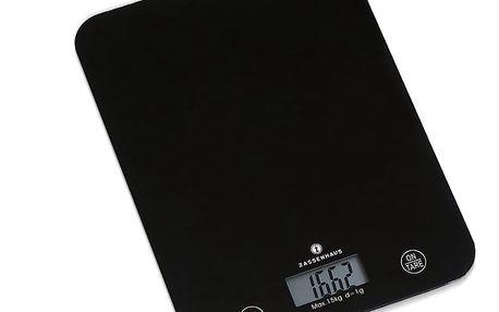 Kuchyňská váha Balance Zassenhaus XL černá do 15 kg