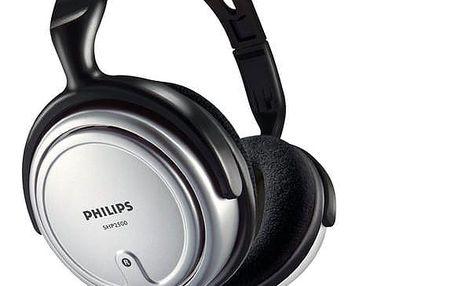 Sluchátka Philips SHP2500 (SHP250010) černá/šedá