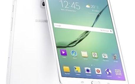 Dotykový tablet Samsung Tab S2 VE 8.0 Wi-Fi 32GB (SM-713) (SM-T713NZWEXEZ) bílý Software F-Secure SAFE 6 měsíců pro 3 zařízení v hodnotě 999 Kč + DOPRAVA ZDARMA