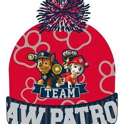 Čepice pro děti s LED The Paw Patrol 288