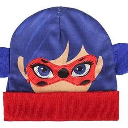Čepice pro děti s ochranou uší Lady Bug 645
