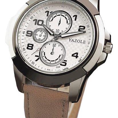 YAZOLE Pánské hodinky