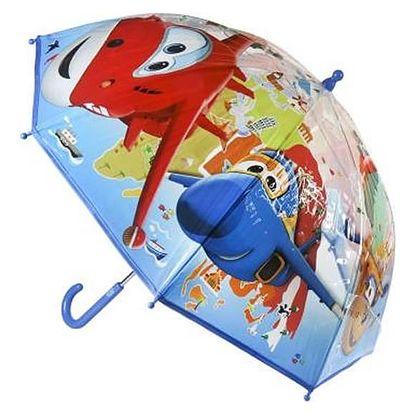 Deštník ve tvaru kupole Super Wings 890