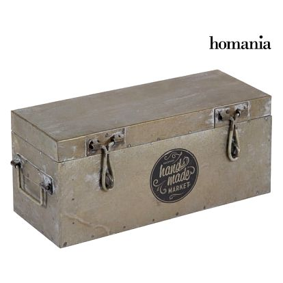 Silver kov box - Art + Metal Kolekce by Homania