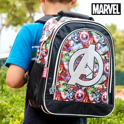 Školní Batoh Premium Avengers