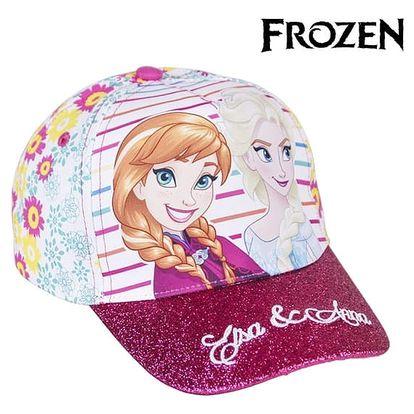 Kšiltovka Elsa + Anna Ledové království 53 cm