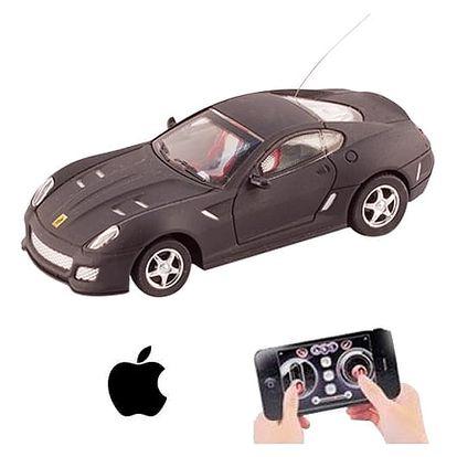 Závodní auto Die Cast pro iPhone, iPod a iPad