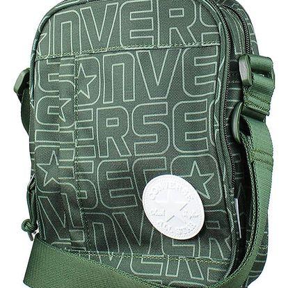 Converse zelená pánská taška crossbody