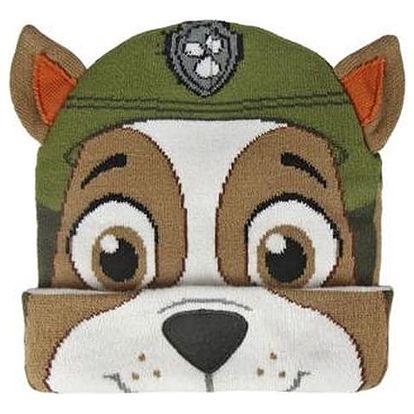 Čepice pro děti s ochranou uší The Paw Patrol 000