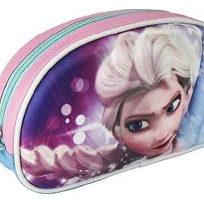 Školní pouzdro 3D Frozen 163