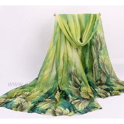 Dámský šátek v 6 barvách