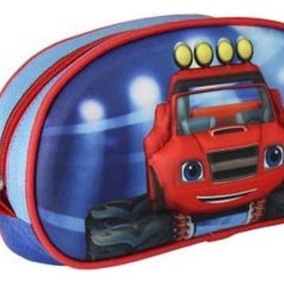 Školní pouzdro 3D Blaze and the Monster Machines 156