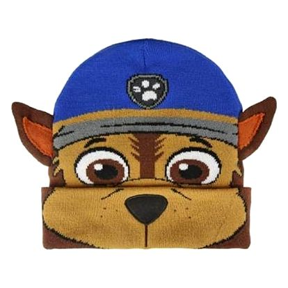 Čepice pro děti s ochranou uší The Paw Patrol 614