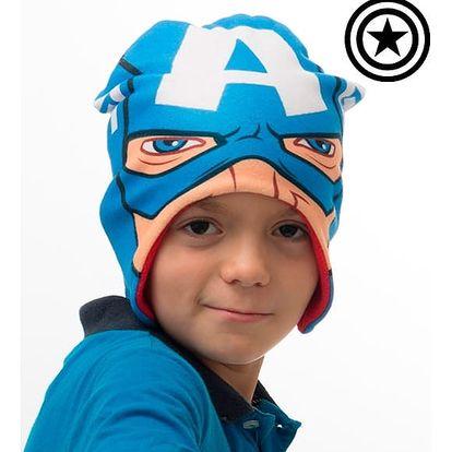 Čepice Kapitán Amerika