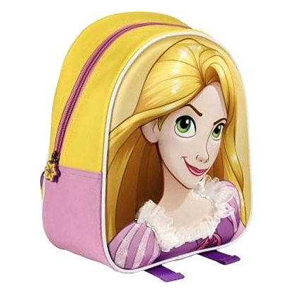 Školní batoh 3D Princesses Disney 514