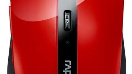 Rapoo 7200p, červená - 6940056109385