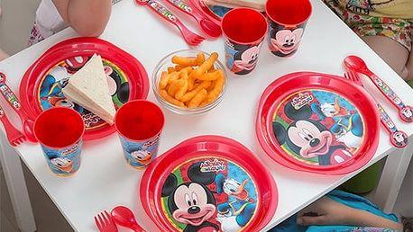 Sada Dětského Nádobí Mickey Mouse 16 částí