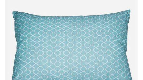 Polštářek Modrý 50 x 70 cm - Sweet Dreams Kolekce by Loom In Bloom